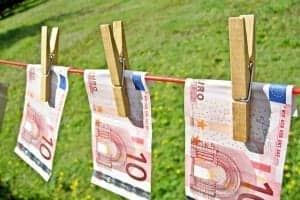 Money Laundering – Euros