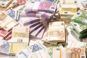 plačilo prispevkov zaposleni evro