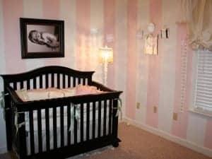 otroška soba ideje barva stene 223