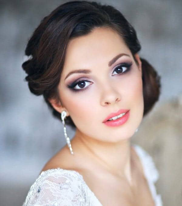 wedding hair and makeup styles poročni make up nasvet strokovnjaka 6909