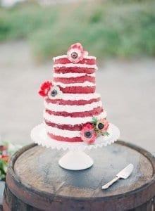 Poročna torta naj bo iz preizkušenih sestavin
