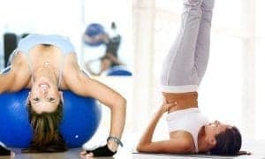 Pilates krepi fizično, joga pa psihično moč telesa