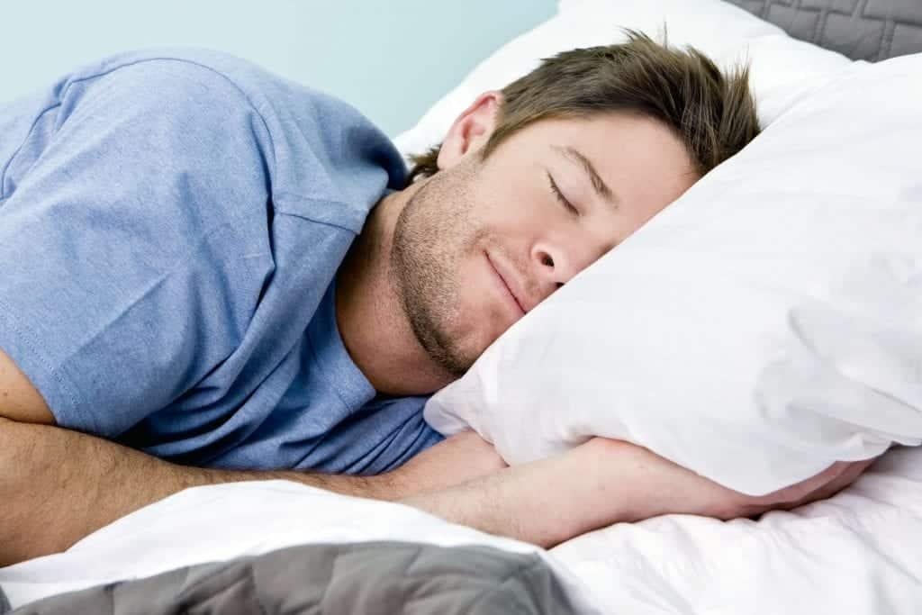 Joga izboljša vaš spanec.