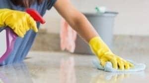 Uporabite naravne proizvode za čiščenje