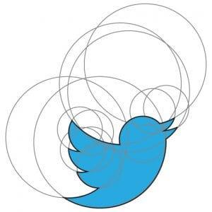 Oblikovanje logotipa / twitter logotip