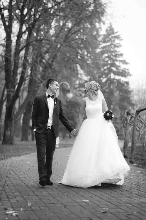 Dokumentarna poročna fotografija