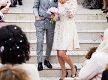 poročni trenutek