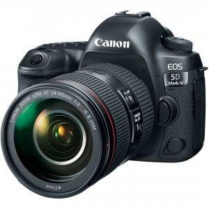 Canon fotoaparat