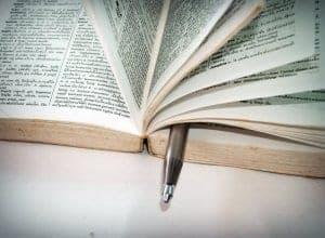 lektoriranje diplomske naloge s pomočjo slovarja
