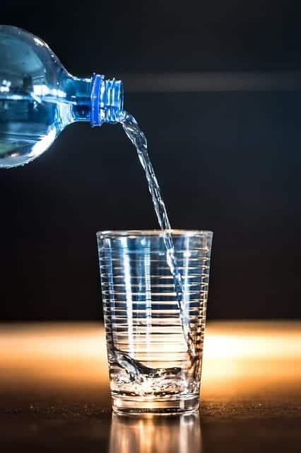 sladke pijače nadomestite z vodo