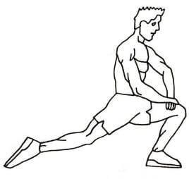 Ogrevanje nog