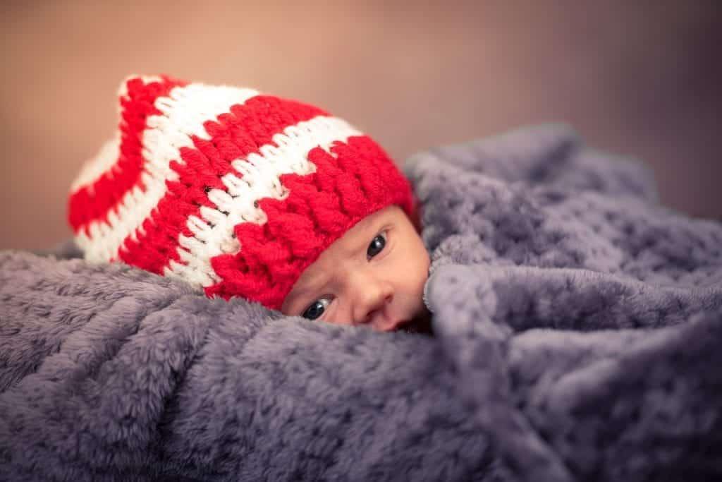 Družinsko fotografiranje novorojenčkov / dojenčkov 1
