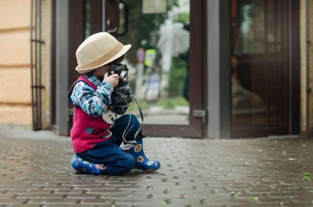 Družinsko fotografiranje dojenčkov in otrok: Cena