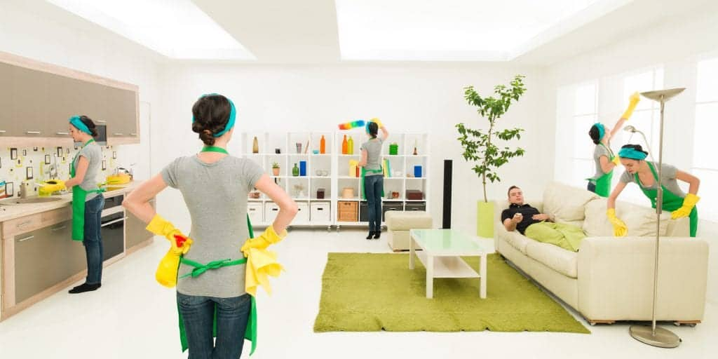 čistilni servis čiščenje stanovanja