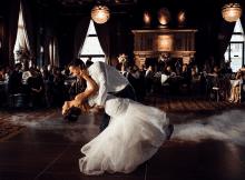 poročni plesni tečaj - otvoritveni poročni ples