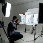 profesionalno fotografiranje izdelkov v foto studiu