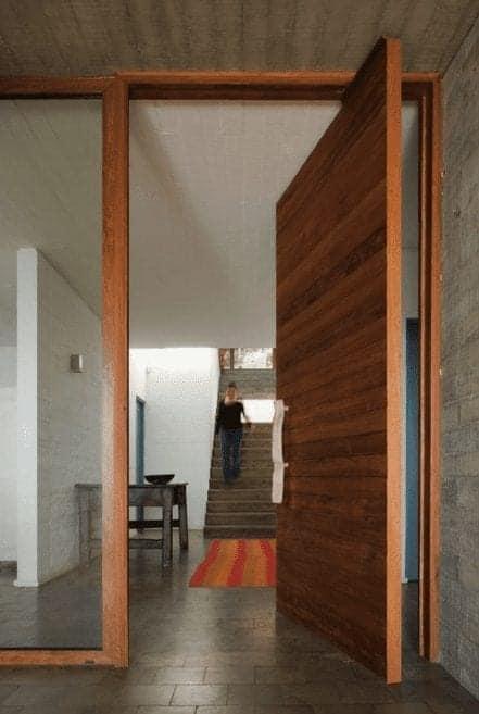 masivna lesena notranja vrata cenik
