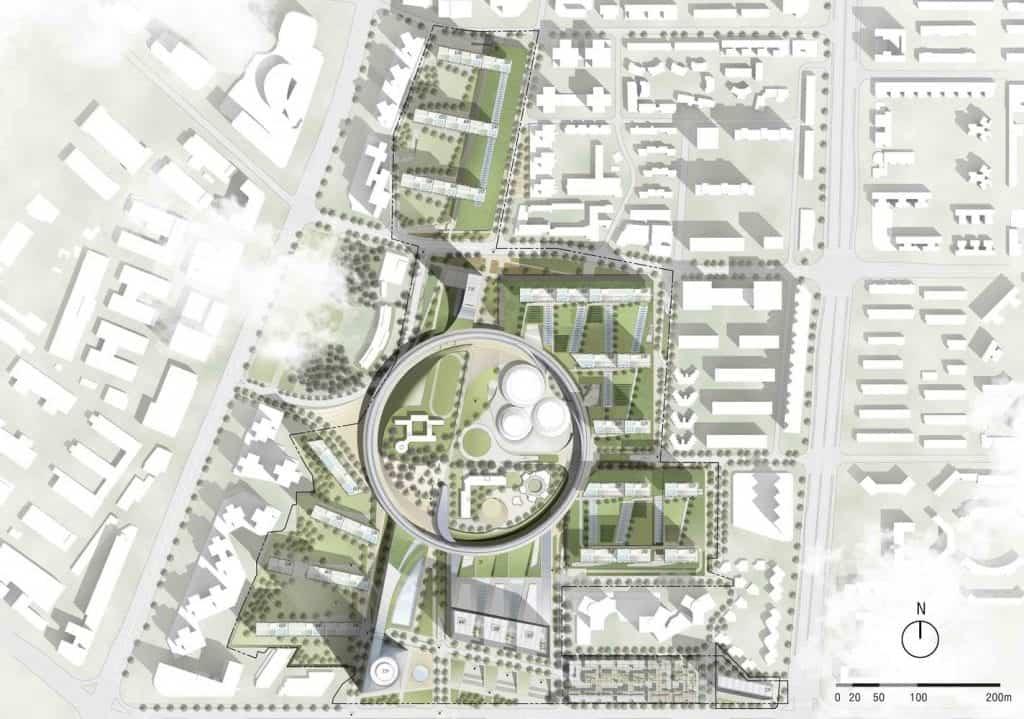 oppn - občinski prostorski načrt arhitekt cena