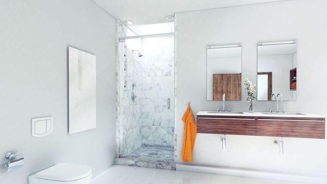 IR paneli za kopalnico