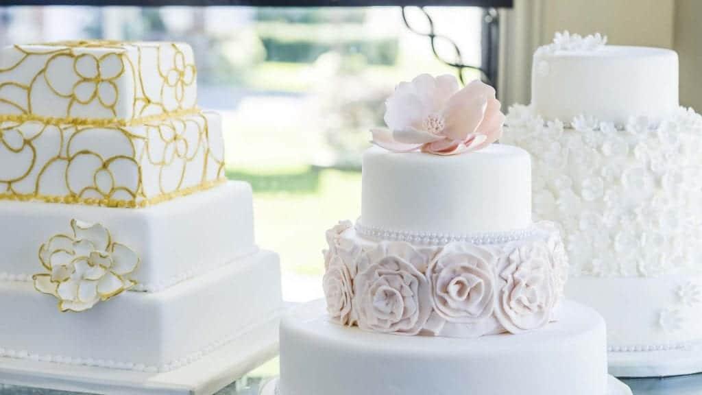 poročne torte cena