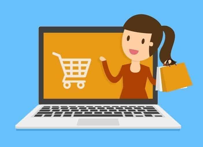 spletna trgovina cene
