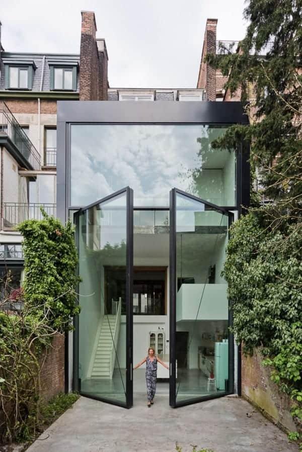 moderna vhodna vrata cena 8