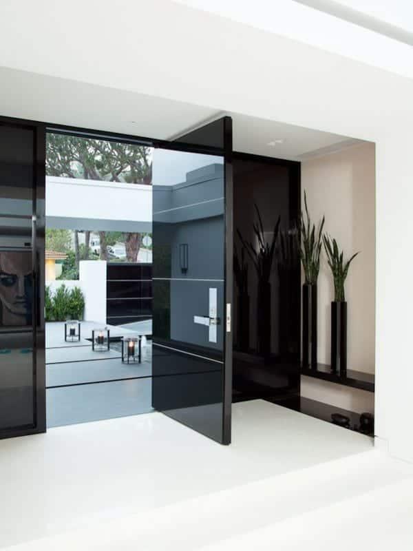 svetleča steklena masivna moderna zunanja vrata cena 17
