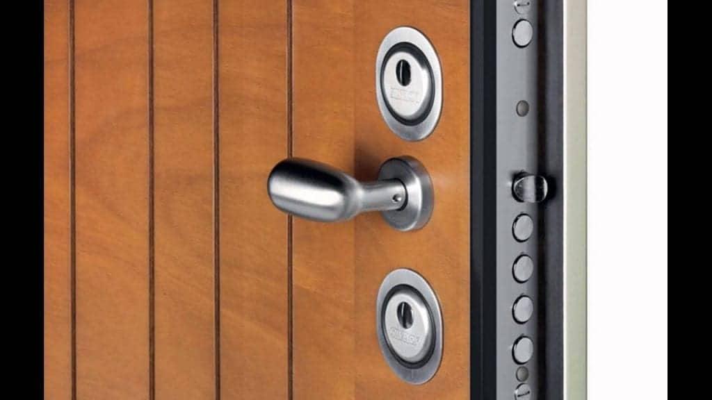 varnostna vhodna vrata cena