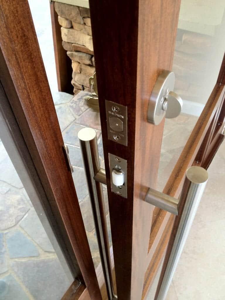 vhodna vrata ključavnica cena