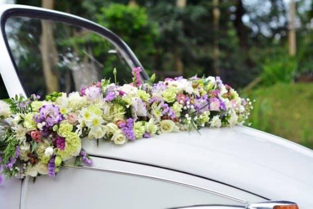 poročni aranžma in dekoracija prostora