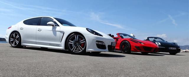 Najem luksuznega vozila