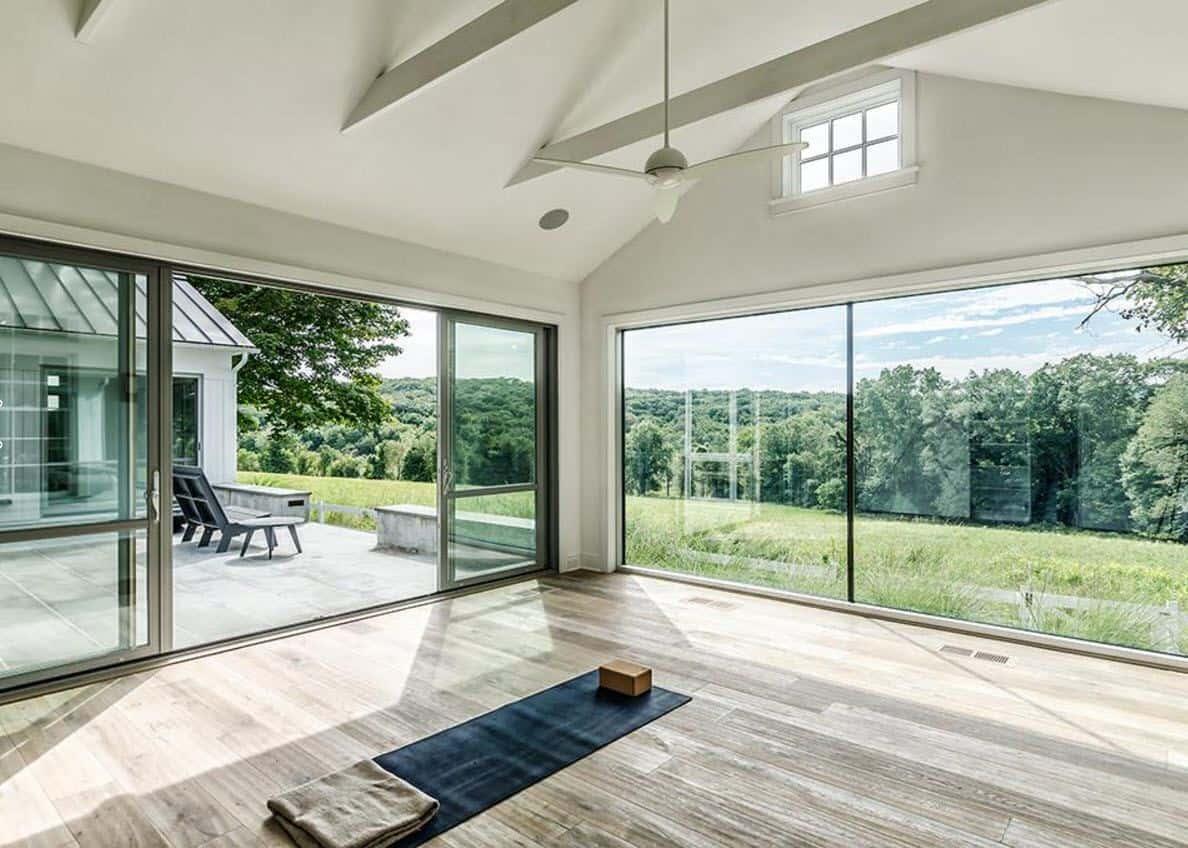 panoramska okna cena