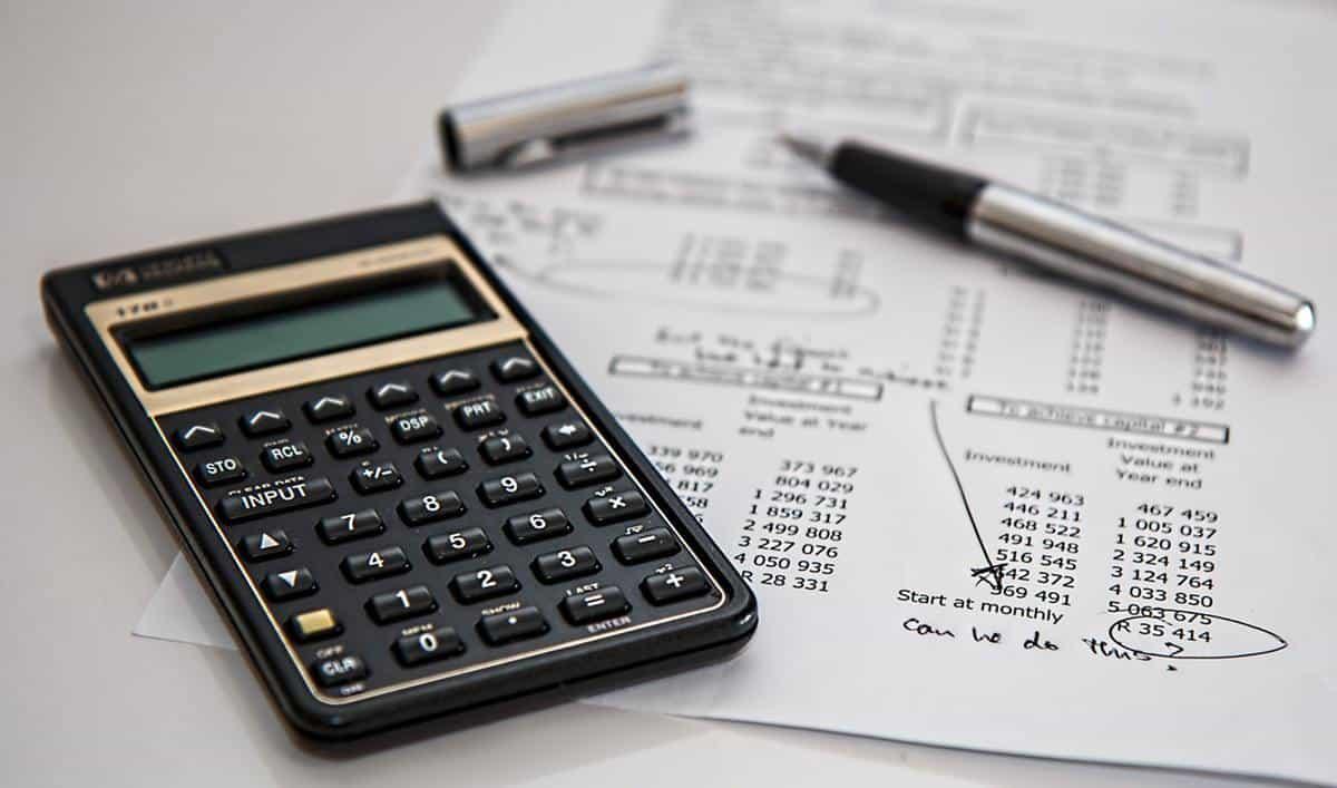 Spremljanje mesečnih stroškov