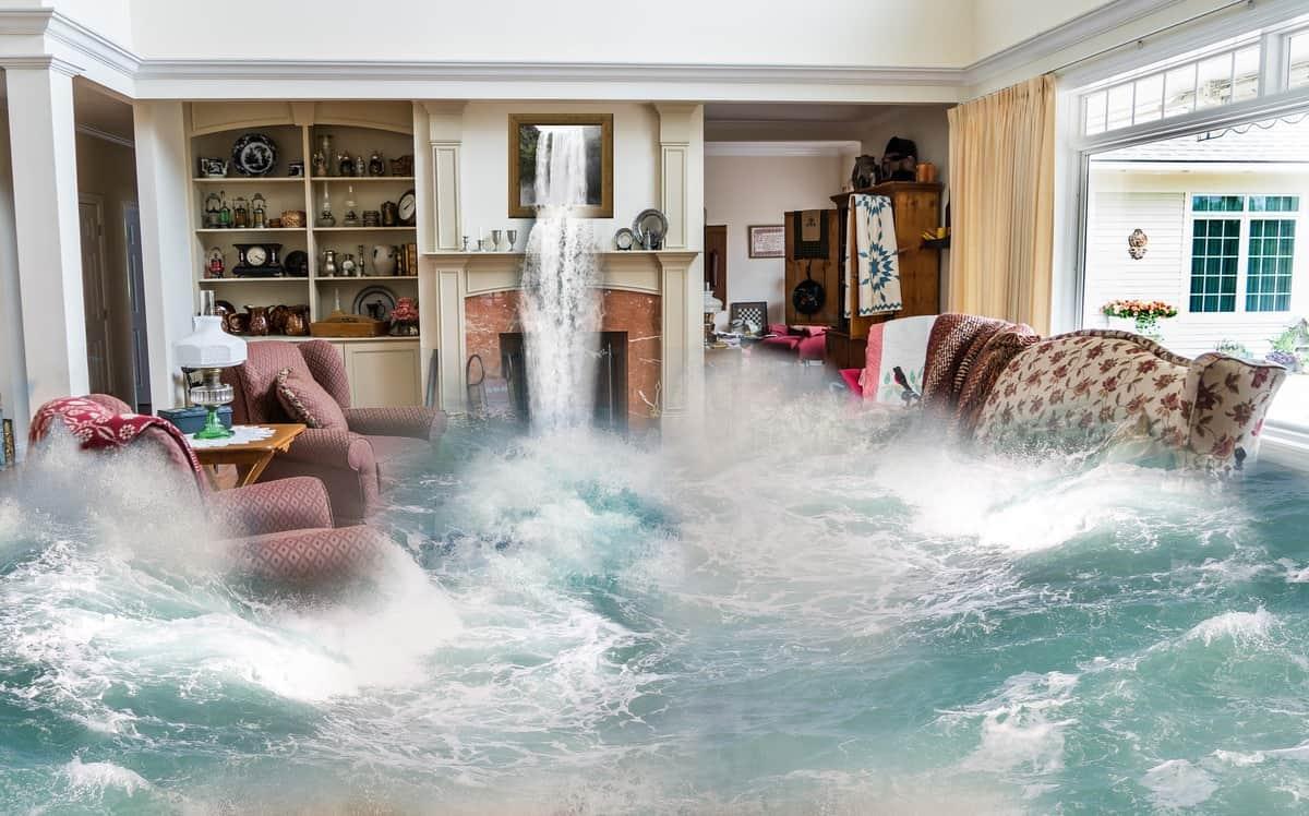 Zavarujte nepremičnino pred poplavo