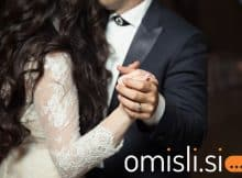 Bosta tudi vidva zaplesala na poroki?
