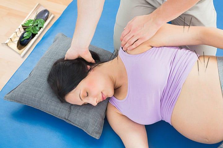 akupunktura za nosečnice cena