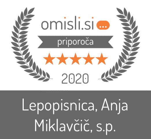 Lepopisnica, Anja Miklavčič, s.p. - lektoriranje in prevajanje besedil