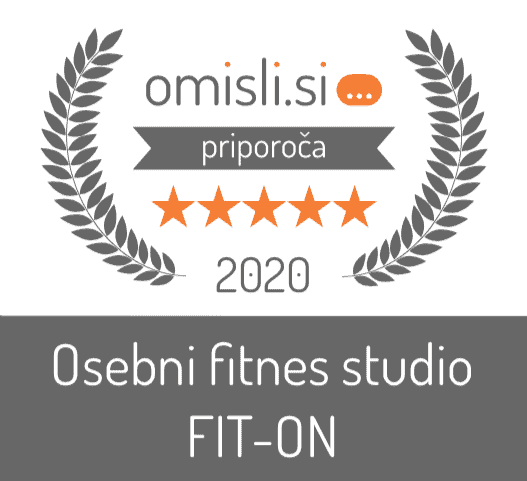 Osebni fitnes studio FIT-ON - osebni trener
