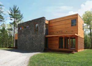 Energijsko varčne hiše so prijazne tudi do okolja