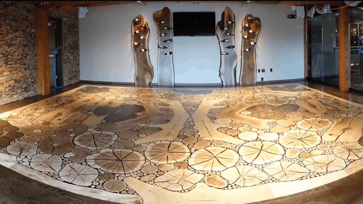 epoksi tla mozaik