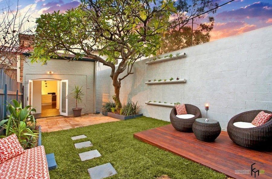 krajinska arhitektura pomeni tudi urejanje okolice doma
