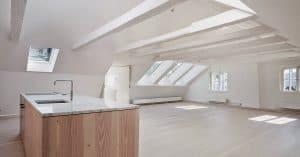 Cena prenove stanovanja je odvisna od vrste del, ki so potrebna pri prenovi.