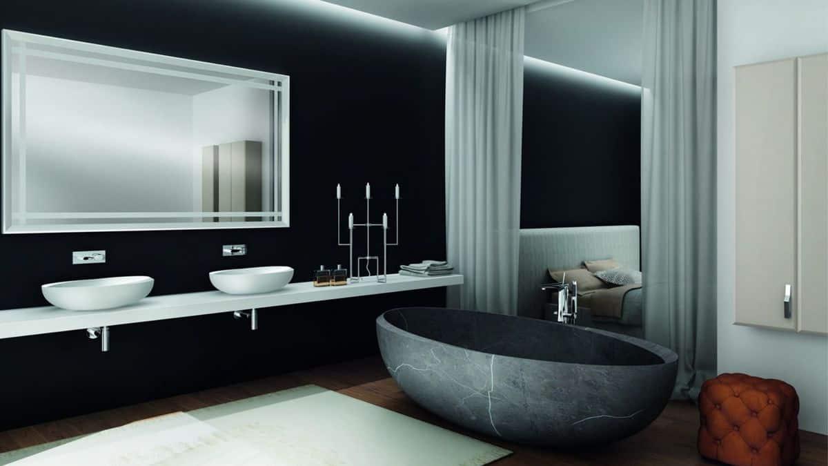 kopalniški interier