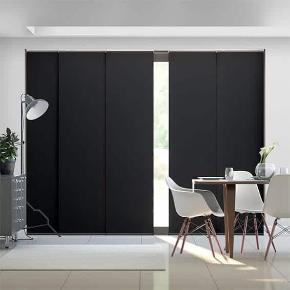 moderna senčila panelne zavese cena