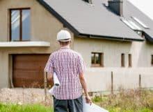 Sprememba namembnosti zemljišča, arhitekt