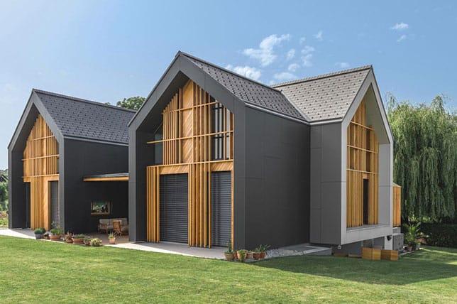 moderna-streha-cena