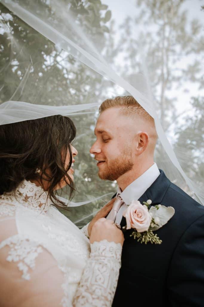 ženin in nevesta poroka fotografiranje cene