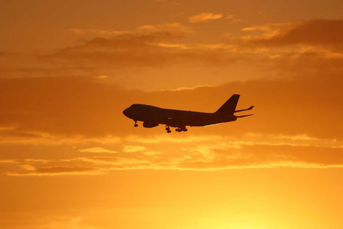 Špedicija- letalski promet