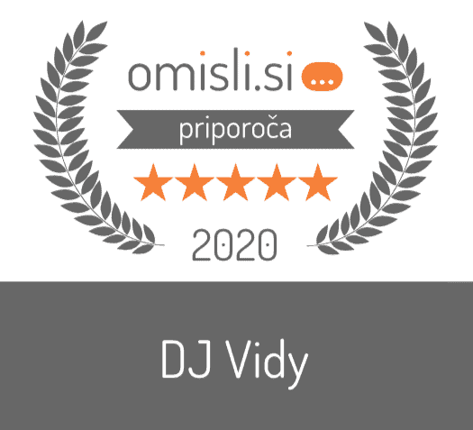 DJ Vidy - glasbenik DJ