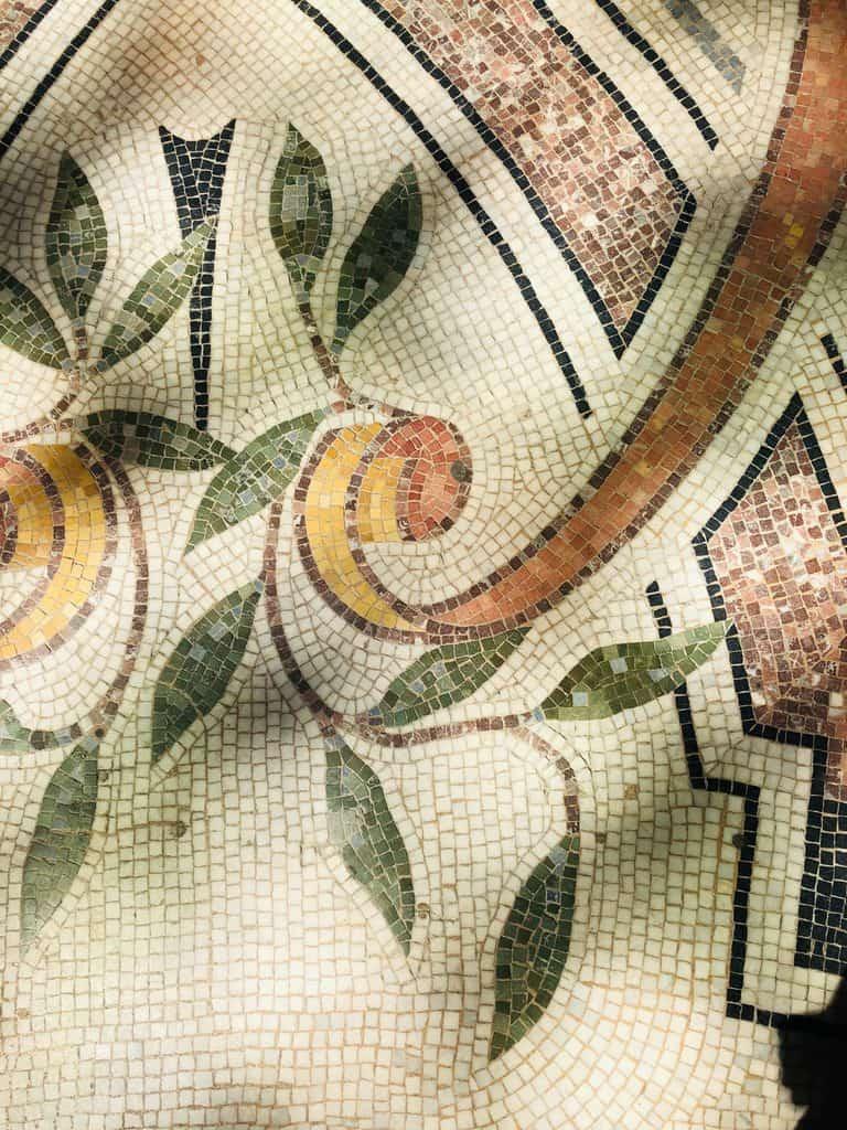 Mozaik v sliki